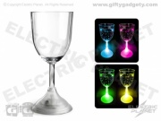 Light-Up LED Wine Glass